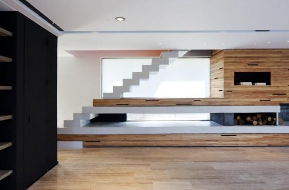 fp  BLLTT House By Enrique Barberis