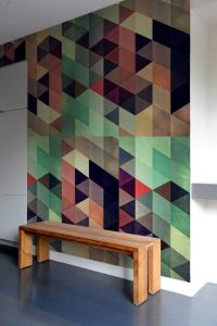 add some fun and color with geometric tiles/tryypzyoyd ~ pattern wall tiles by spires for blik