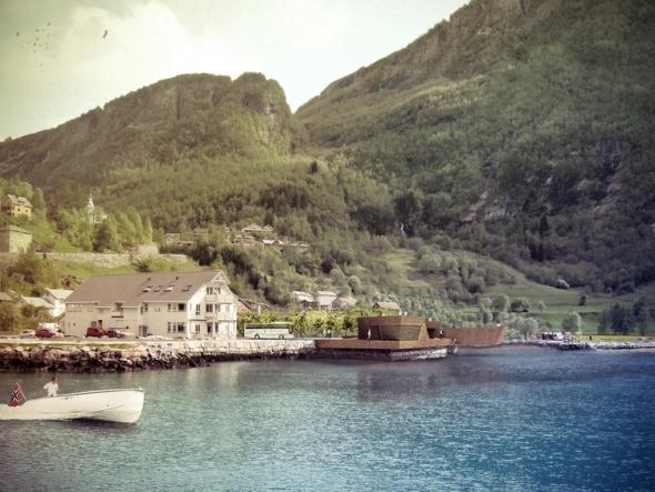 Marinatomta National Tourist Route, Møre og Romsdal, Norway