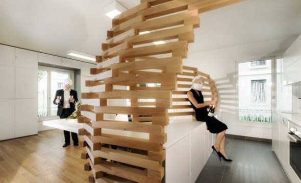 wood wave screen/paul coudamuy