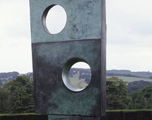 Barbara Hepworth Museum & Sculpture Garden, St. Ives, Cornwall, UK