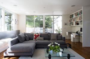 DiGrande Residence, Orinda, CA/Klopf Architecture  via