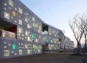 Kindergarten of Jading New Town/Atelier Deshaus