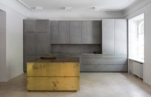 gold and gray apartment/richard landfall