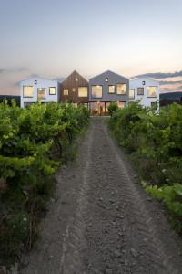 kindergarten over the vineyard, slovakia/architekti.sk