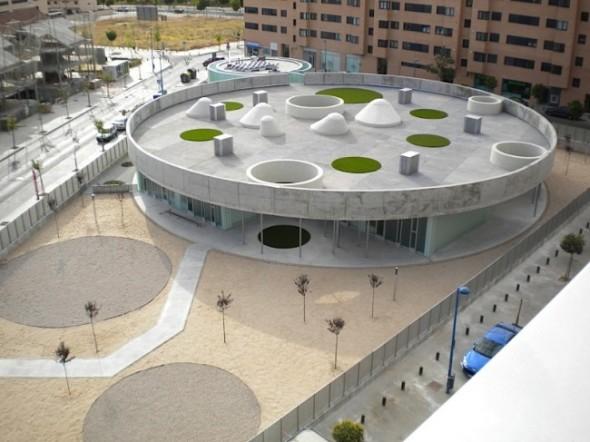 infant school in vereda/rueda pizarro arquitectos via