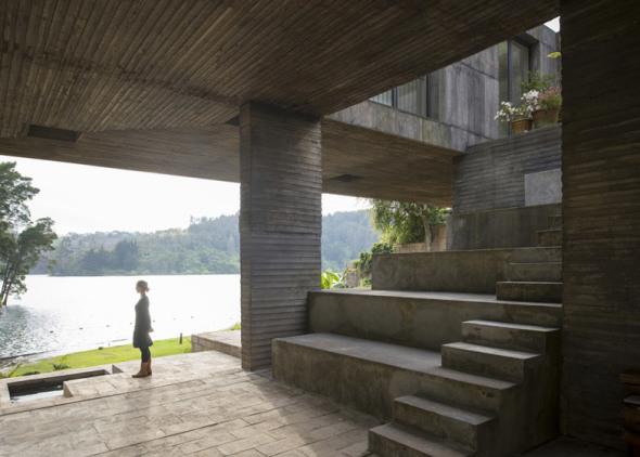 Casa Guna, Chile/Pezo von Ellrichshausen via