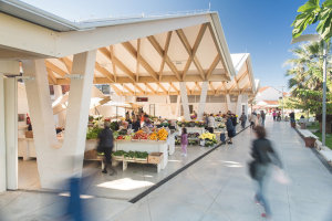 vodice's fish market, crotia