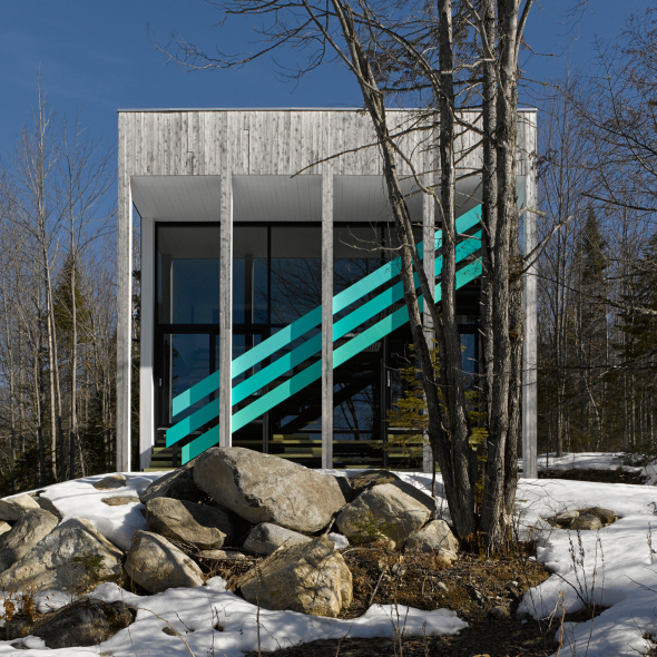 Lake Jasper House/Architecturama via