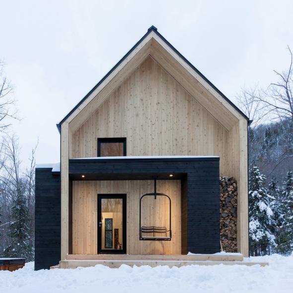 Villa Boréale/Cargo Architecture